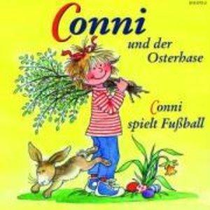Conni und der Osterhase. Conni spielt Fußball. CD