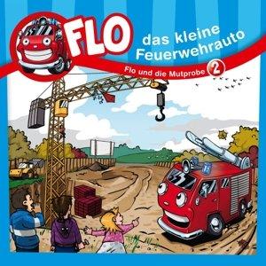 Flo - Das kleine Feuerwehrauto (2)