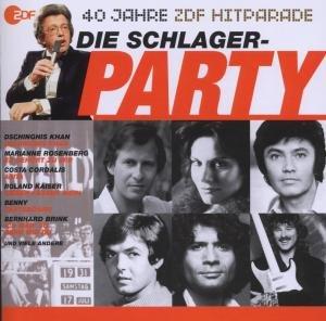Die Party Hits-Das beste aus 40 Jahren Hitparade