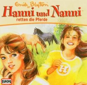 Hanni und Nanni 21 retten die Pferde. CD