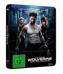 Wolverine - Weg des Kriegers - ltd Steelbook
