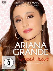 Ariana Grande-Tattoed Heart