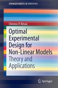 Optimal Experimental Design for Non-Linear Models
