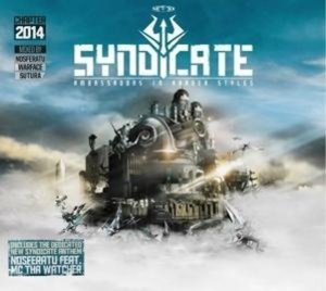Syndicate 2014 Ambassadors In Harder Styles