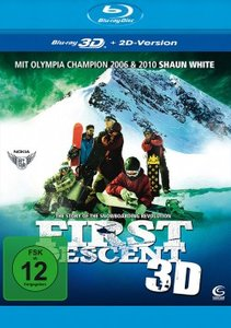 First Descent - The Story of the Snowboarding Revolution 3D