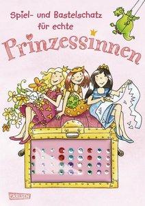 Spiel- und Bastelschatz für echte Prinzessinnen