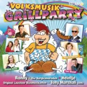 Volksmusik Grillparty