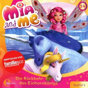 (24)Original Hörspiel zur TV Serie - Die Rückkehr Des Einhornkön