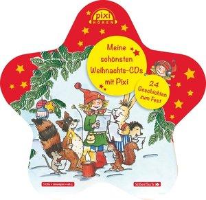 Meine Schönsten Weihnachts-CDS Mit Pixi