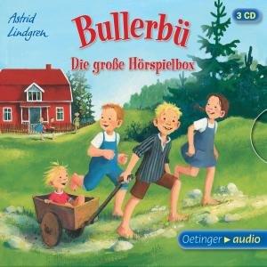 Bullerbü-Die Groáe Hörspielbox