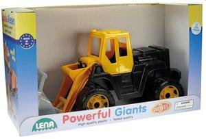 Lena 02048 - Starke Riesen: Schaufellader, schwarz/gelb