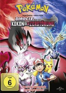Pokémon - Diancie und der Kokon der Zerstörung
