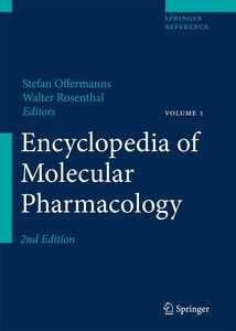 Encyclopedia of Molecular Pharmacology. 2 vols.
