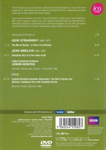 Sacre du Printemps/Sinfonie 5