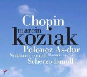 Mazurkas op.33/Etudes/Nocturnes/Polonaises/...