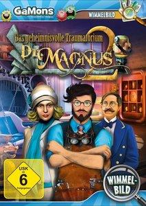 GaMons - Dr. Magnus 2: Das geheimnisvolle Traumatorium. Für Wind