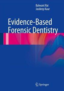 Evidence-Based Forensic Dentistry