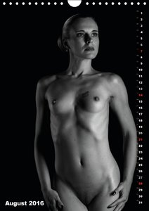 Still Moments of Nude Photography (Wandkalender 2016 DIN A4 hoch