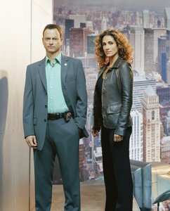 CSI: NY - Season 1-9 Komplettbox