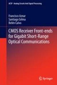 CMOS Receiver Front-ends for Gigabit Short-Range Optical Communi
