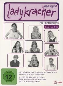 Ladykracher-Box Staffel 1-5
