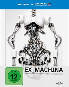 Ex Machina - Limited Edition STEELBOOK