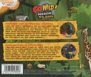 Go Wild! - Mission Wildnis 10. Geheimnisvolle Kreaturen