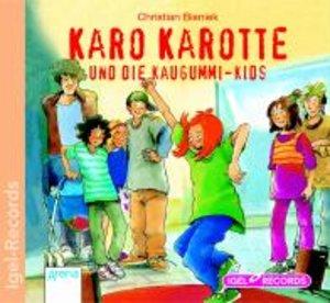 Karo Karotte Und Die Kaugummi-