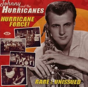 Hurricane Force! Rare,Live & Unissued (Lim.Delux