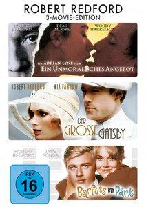 Robert Redford - 3-Movie-Edition