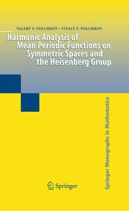 Harmonic Analysis of Mean Periodic Functions on Symmetric Spaces