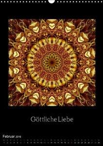 Mandalas - Spiegel der Seele (Wandkalender 2016 DIN A3 hoch)
