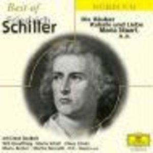 Best of Friedrich Schiller 2 CDs