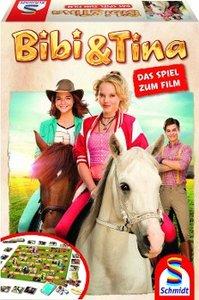 Schmidt Spiele 40543 - Bibi and Tina - Das Spiel zum Film