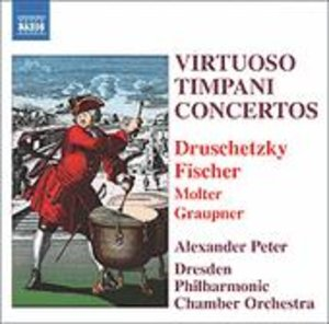 Virtuose Paukenkonzerte