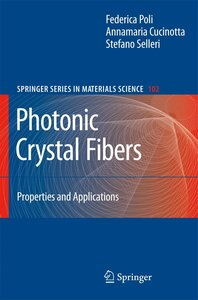 Photonic Crystal Fibers