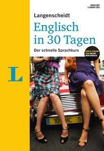 Langenscheidt Englisch in 30 Tagen - Buch mit 2 Audio-CDs