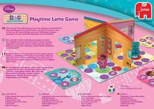 Disney Doc McStuffins - Pop-up Lotto Spiel