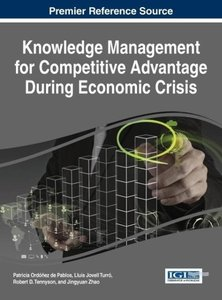 Knowledge Management for Competitive Advantage During Economic C