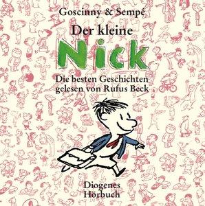 Die kleine Nick - Die besten Geschichten, 8 Audio-CDs