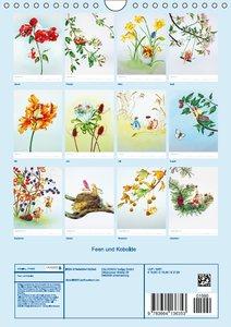 Feen und Kobolde (Wandkalender 2016 DIN A4 hoch)