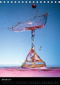 Experimentelle Fotografie Liquid Art