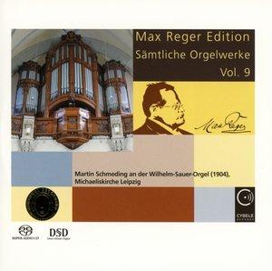 Sämtliche Orgelwerke vol.9