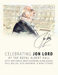 Celebrating Jon Lord - At the Royal Albert Hall - 2 DVD