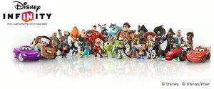 Disney INFINITY - Starter Set WiiU (inkl. 3 Figuren, Portal und