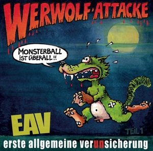 Werwolf-Attacke! (Monsterball ist überall...)