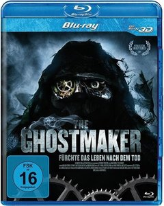 The Ghostmaker-Blu-ray Disc