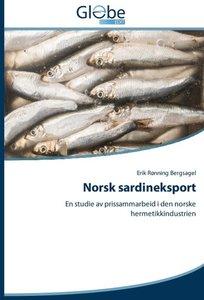 Norsk sardineksport