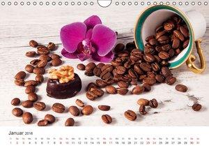 Kulinarische Kompositionen (Wandkalender 2016 DIN A4 quer)