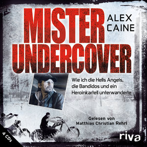Alex Caine: Mister Undercover